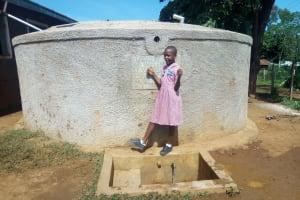 The Water Project: Irenji Primary School -  Venus Muhonje