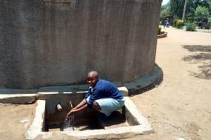 The Water Project: Shibale Primary School -  Precious Adhiambo