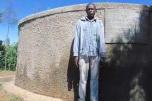 The Water Project: Emusoma Primary School -  Abubakar Aura