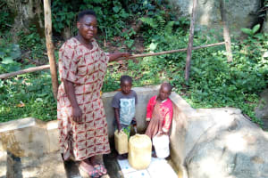 The Water Project: Shitoto Community, Laurence Spring -  Phanice Nashilove