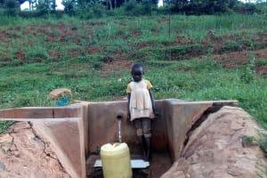 The Water Project: Simuli Community, Lihala Sifoto Spring -  Rebecca Asiko