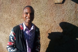 The Water Project: Mudete Primary School -  Health Teacher Robert Amiani