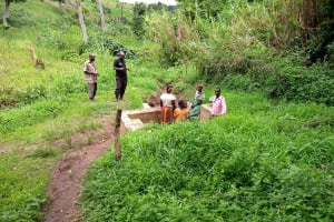 The Water Project: Ejinga-Ayikoru Community -  The Water Point