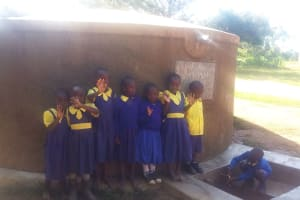 The Water Project: Emukhalari Primary School -  May Monitoring Visit