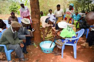 The Water Project: Kaliani Community -  Training
