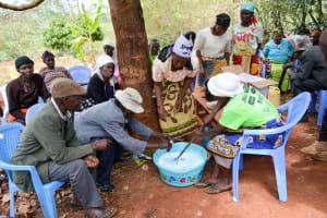The Water Project: Kaliani Community A -  Training
