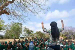 The Water Project: Kitooni Primary School -  Training