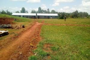 The Water Project: Namasanda Secondary School -  School