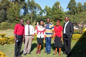 The Water Project: Chebunaywa Secondary School -  School Staff