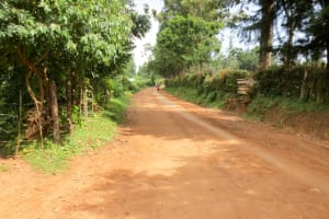 The Water Project: Koitabut Secondary School -  Road To The School
