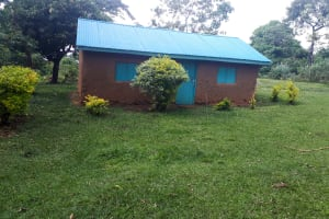 The Water Project: Malava Community, Ndevera Spring -  Typical Household