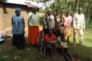 The Water Project: Musango Community, Mushikhulu Spring -  Community Members