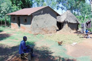 The Water Project: Ibinzo Community, Lucia Spring -  Household