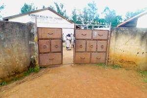 The Water Project: Ichinga Muslim Primary School -  School Gate