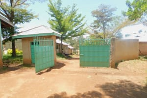 The Water Project: Makunga Primary School -  School Entrance