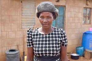 The Water Project: Kathamba Ngii Community -  Mwikali Maluki