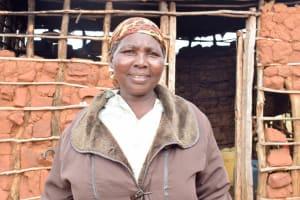 The Water Project: Kathamba Ngii Community A -  Mwikali Kimwele