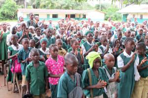The Water Project: DEC Komrabai Primary School -  Training Participants