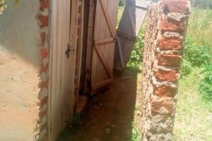 The Water Project: Namasanda Secondary School -  Latrines