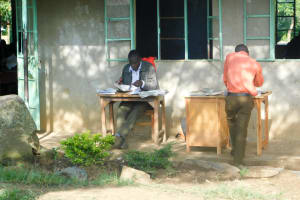 The Water Project: Eshiakhulo Primary School -  Staff