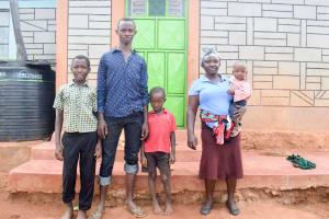 The Water Project: Kithoni Community -  Judy And Her Family
