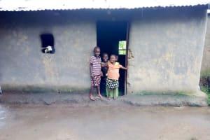 The Water Project: Bukhakunga Community, Ngovilo Spring -  Ngovilo Children
