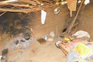 The Water Project: Munenga Community, Burudi Spring -  Kitchen