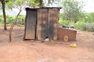 The Water Project: Ndithi Community -  Kitchen