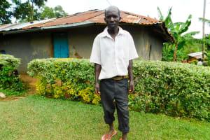 The Water Project: Wajumba Community, Wajumba Spring -  Evans Misigo