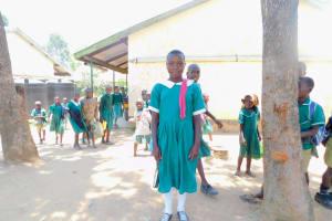 The Water Project: Elufafwa Community School -  Angel