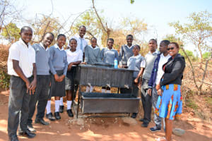 The Water Project: AIC Mbau Secondary School -  Student Health Club