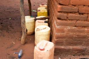 The Water Project: Muluti Community -  Water Storage