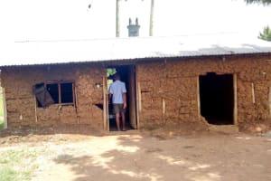 The Water Project: Khabukoshe Primary School -  Kitchen