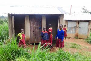 The Water Project: Shibinga Primary School -  Latrines