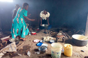 The Water Project: Mayoni Township Primary School -  School Kitchen