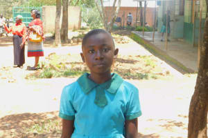 The Water Project: Makunga Primary School -  Favor Mbati