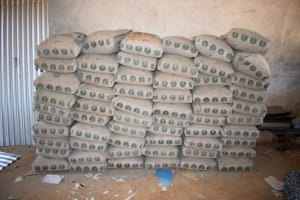 The Water Project: AIC Mbau Secondary School -  Materials We Delivered