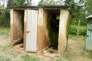 The Water Project: Musango Primary School -  Latrines