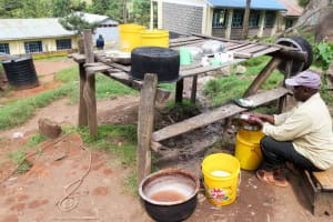 The Water Project: Koitabut Secondary School -  School Cook