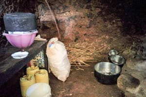 The Water Project: Sango Primary School -  School Kitchen