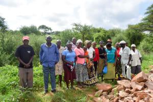 The Water Project: Kithoni Community -  Shg Members
