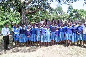 The Water Project: Lwakhupa Primary School -  Students
