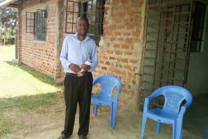 The Water Project: Musango Mixed Secondary School -  Stephen Makokha
