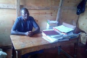 The Water Project: Namasanda Secondary School -  Senior Teacher