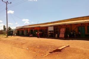 The Water Project: Sango Primary School -  Sango Market