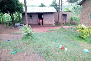 The Water Project: Bukhakunga Community, Ngovilo Spring -  Household