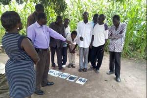 The Water Project: Karagalya Kawanga Community -  Training