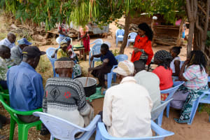 The Water Project: Maluvyu Community D -  Training