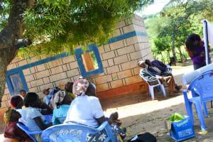 The Water Project: Mitini Community B -  Training