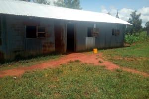 The Water Project: Namasanda Secondary School -  Classrooms